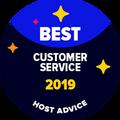 Odznaka za Najlepszą Obsługę Klienta przyznawana jest firmom przetestowanym anonimowo przez naszych redaktorów, pod kątem pomocy technicznej udzielanej przez e-mail i telefonicznie, a których jakość świadczonych usług okazała się być niesamowita.