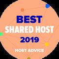 Wyróżnione firmy, które znalazły się w pierwszej 10-tce najlepszych dostawców usług typu hosting współdzielony.